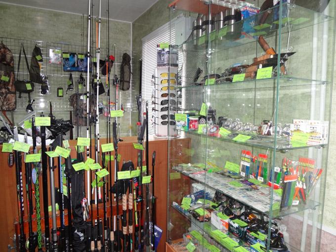 магазин рыбалки саранск